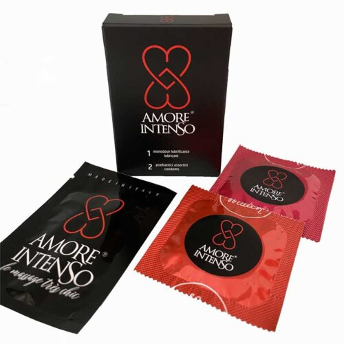 Amore intenso love kit